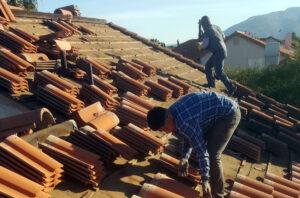 residential roofing contractor keller tx